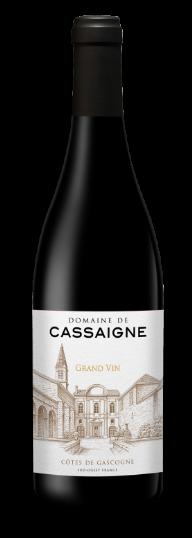 Domaine de Cassaigne vin rouge Côtes de Gascogne