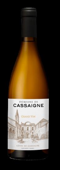 Domaine de Cassaigne vin blanc Côtes de Gascogne