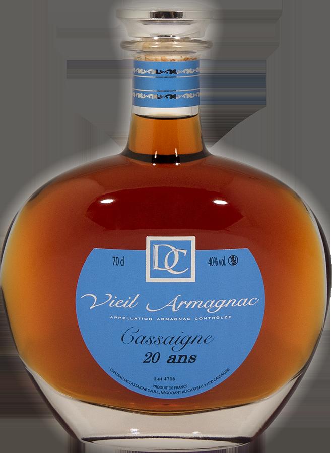 Armagnac Prestige 20 ans 70cl