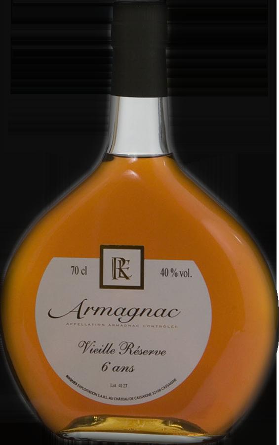 Armagnac Vieille Réserve 70cl