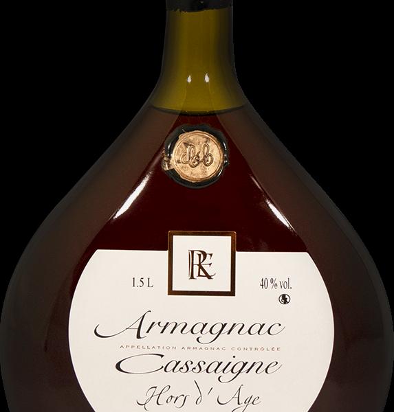 Armagnac Hors d'âge 1.5L