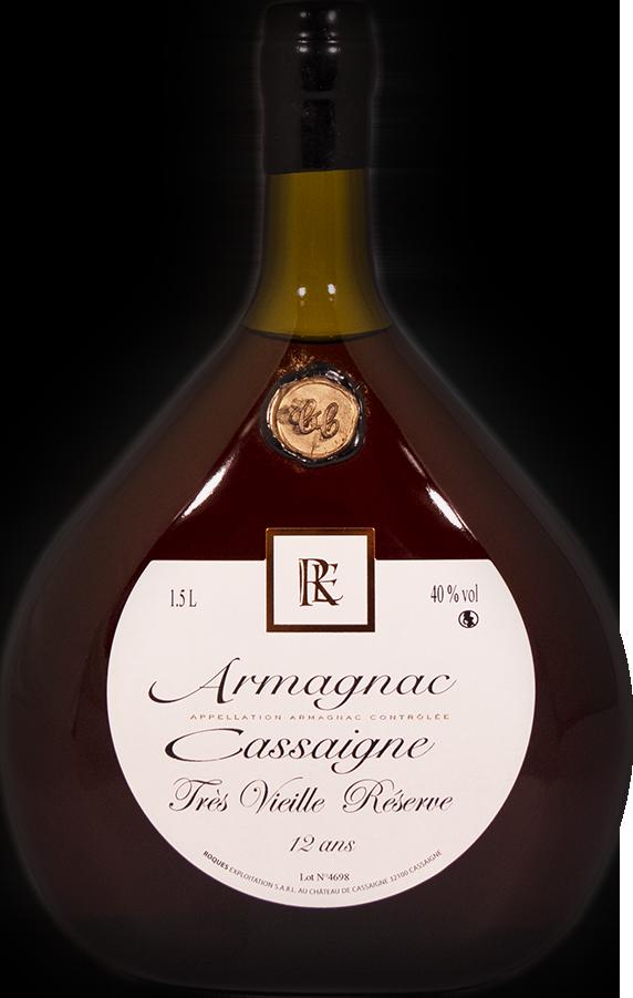 Armagnac Très Vieille Réserve 1.5L