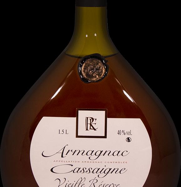 Armagnac Vieille Réserve 1.5L
