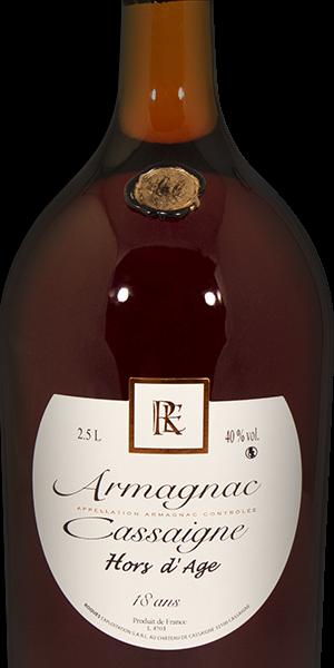 Armagnac Hors d'âge 2.5L