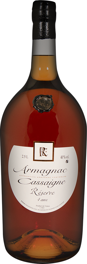 Armagnac Réserve 2.5L