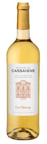 Labyrinthe - Domaine de Cassaigne moelleux