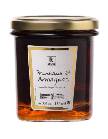 Pruneaux à l'Armagnac 30cl